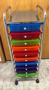 Colourful Drawers