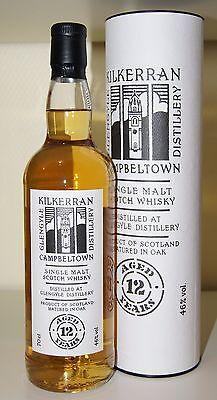 ANGEBOT Kilkerran 12y 46% 70% Bourbon 30% Sherry Casks Glengyle Distillery 0.7L