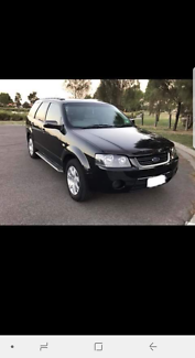 Ford Territory TX 2005 Rego 2018/1/10 and road worthy