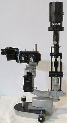 Haag Streit Bq900 Slit Lamp With Tonometer