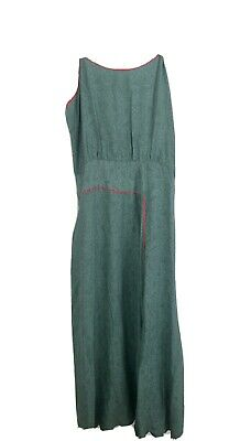 hoss intropia Sundress In Turquoise Size 42 Bnwot
