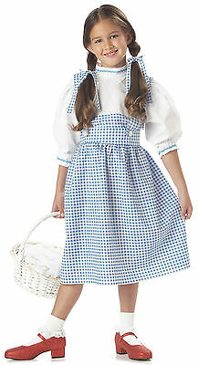 Dorothy Wizard of Oz Child Costume (Wizard Of Oz Child Costumes)