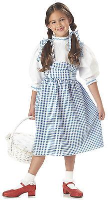 Dorothy Wizard of Oz Child - Dorothy Costume Child