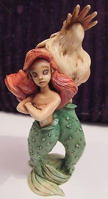 "Harmony Kingdom Disney The Little Mermaid Ariel & King Triton ""Defiant Daughter"""