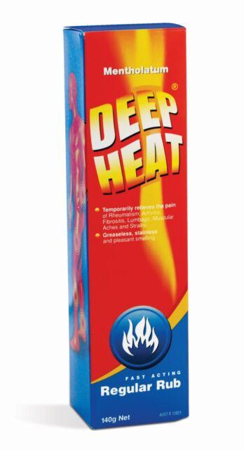 Deep Heat Cream 140g
