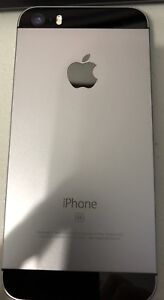 128g iPhone 5 SE Space Grey