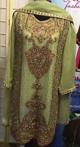 Ladies fancy and casual shalwar suits by SIM Fashions. Sale