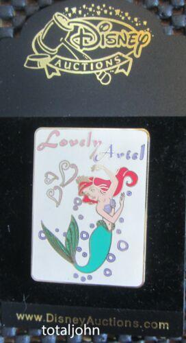 30370 Disney Auctions - Lovely Ariel Pin  LE 500