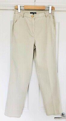 Women's Atelier Gardeur size 12 beige jeansPre owned