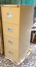 Filing Cabinet 4 Drawer Eight Mile Plains Brisbane South West Preview