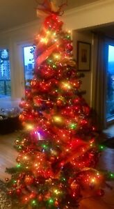 DON'T MISS THIS 6.5ft Decorated XMAS Tree