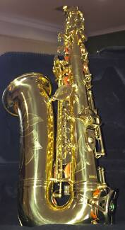 Alto Bond Saxophone + BG France Saxophone Harness Maryland 2287 Newcastle Area Preview