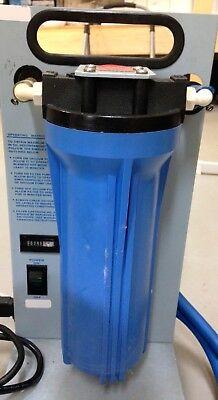 Savant Model Vpof100 Vacuum Pump Oil Filter Good Used Condition Low Hours