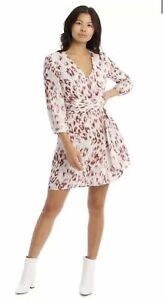 Wayne Cooper sleeve mini dress size 12