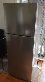 Samsung 296litre Stainless steel fridge freezer