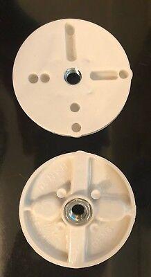 96 Dentatus Hanau Denar Balance Articulator Mounting Plates
