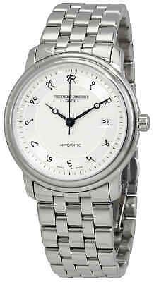 Frederique Constant Classic Automatic Silver Dial Men's Watch FC-303IC4P6B