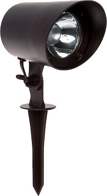 GreenLighting Bronze 100 Lumen Aluminum Low Voltage Outdoor Landscape - Bronze Low Voltage Landscape Spotlight