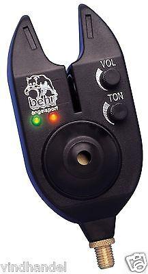 Behr Eurobite Eco elektronischer Bissanzeiger mit Sounderbox-Anschluss 4384350 Sounder-box