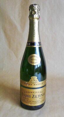 (52€L/) 0,75L Champagne Andre Ziltener Grand Cru Blanc de Blancs Brut 12,5%