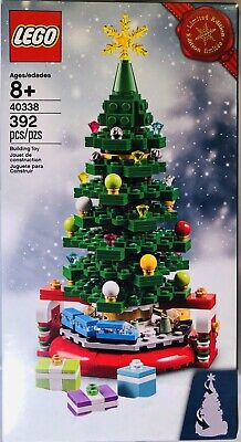 LEGO 40338 Holiday Christmas Tree Exclusive Set NEW SEALED Limited Edition NIB