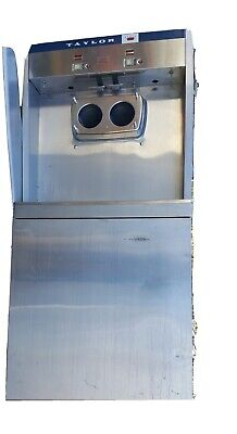 Taylor 8756 Soft Serve Frozen Yogurt Ice Cream Machine Not Working Parts Unit