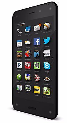 Amazon Fire Phone - 32GB - Black (AT&T Unlocked) Smartphone