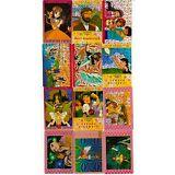 Cardcaptor Sakura Prism Li Tomoyo Sticker Card Set of 50 - Anime Animation Lot