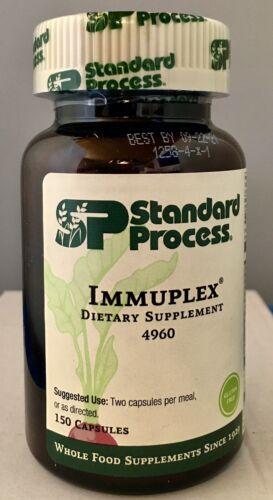 Standard process vitamins. Immuplex 4960. 150 capsules