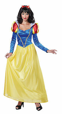 Classic Snow White Disney Princess Adult - Snow White Womens Costume