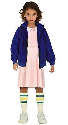 Mädchen Elf Kostüm Strange Sachen Halloween Kostüm Ages 5-12 ()