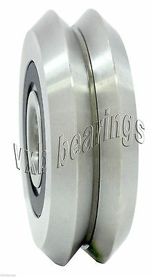 Rm2-2rs 38 Ceramic Zro2 V-groove Guide Bearing Sealed Ball Bearings 20794