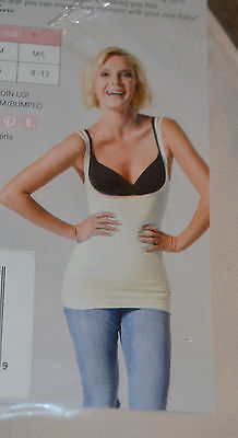 Bumped by BLANQI Open Bust Postpartum Support Cami Top Size M/L