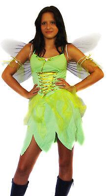 Kostüm Neverland Fairy, Waldfee, Fee Gr.36/38