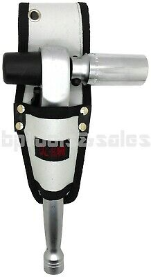 12 Scaffold Ratchet With 78 6-point Deep Well Socket W 3 X 8 Tool Holder