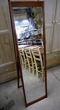 New Beveled Edge Timber Frame Full Length Free Standing Mirrors Melbourne CBD Melbourne City Preview