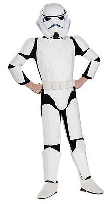 Star Wars Stormtrooper Deluxe Kinder Kostüm Film Rubies 83035 Thema Halloween
