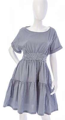 VINEYARD VINES Smocked Waist Shirt Dress (Smock Waist Shirt)