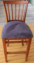Wooden Bar/Kitchen Stool Agnes Banks Penrith Area Preview