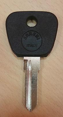 BMW E30 TC Baur Schlüssel Zündschlüssel kurzes Profil Key blank ignition short