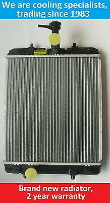 BRAND NEW RADIATOR CITROEN C1  TOYOTA AYGO  PEUGEOT 107108 CARS WITH AIR CON