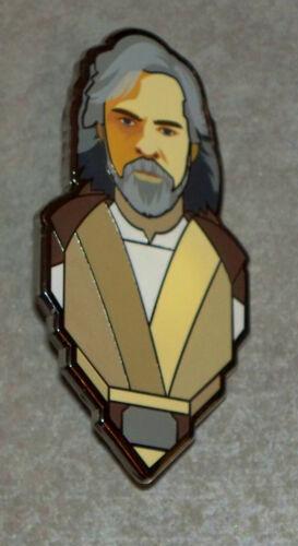 Star Wars Celebration 2020 Anaheim Blind Box Ahch-To Luke Skywalker Pin
