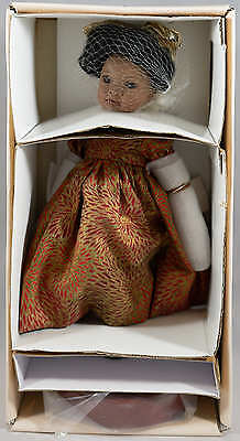"""AYANA"" PAULINETTE DOLL by PAULINE BJONNESS-JACOBSEN - NEW -  NRFB"