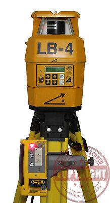 Laser Alignment Lb-4 Self-leveling Dual Slope Laser Leveltrimbletopcongrade