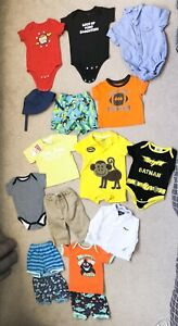 Size 6-12 months clothing lot