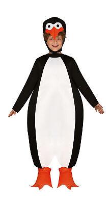 Pinguin Kostüm für Kinder - Größe 98-146 - - Pinguin Kostüme Für Kinder