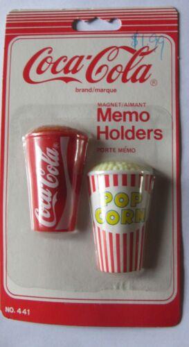 COCA-COLA COKE Magnetic 441 VINTAGE NOS SEALED PACKAGE