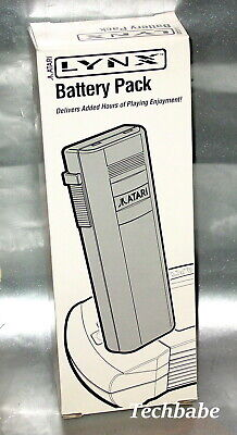 New Atari Lynx BATTERY PACK for Lynx 1 or II 2 system consoles
