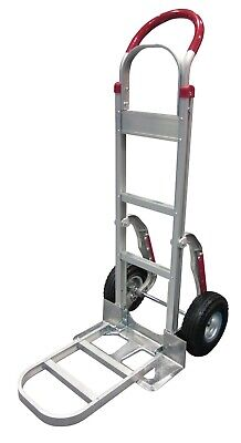 Tyke Supply Aluminum Stair Climber Hand Truck With Extension Nose Hs-1
