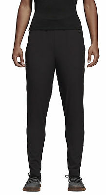 Woven Track Hosen (adidas Performance Damen Trainingshose FRANCHISE WOVEN TRACKSUIT PANT schwarz)